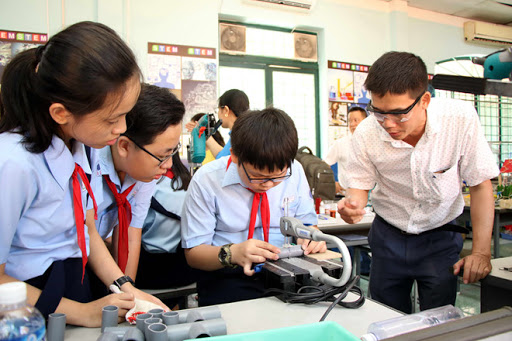 Giáo dục STEM ở Việt Nam