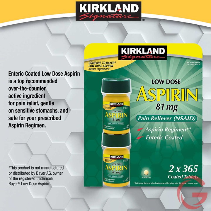 Aspirin là thuốc gì