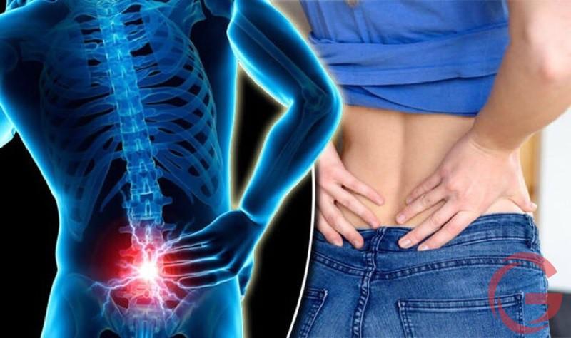đau cột sống thắt lưng