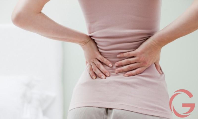 Phụ nữ bị đau lưng bao lâu thì bắt đầu rụng trứng?
