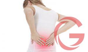 Ngày rụng trứng có bị đau lưng không