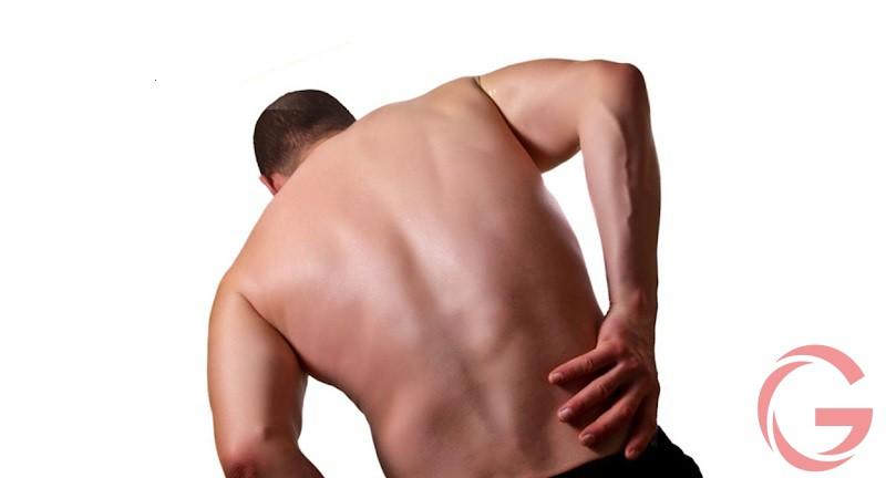 Đau thắt lưng phải ở nam giới