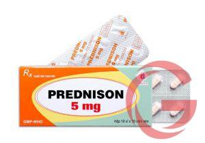 Thận trọng khi dùng Prednison 5mg
