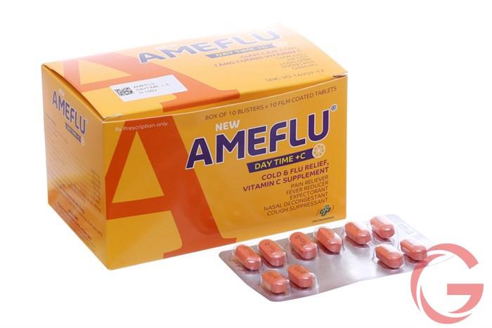 thuốc Ameflu c daytime