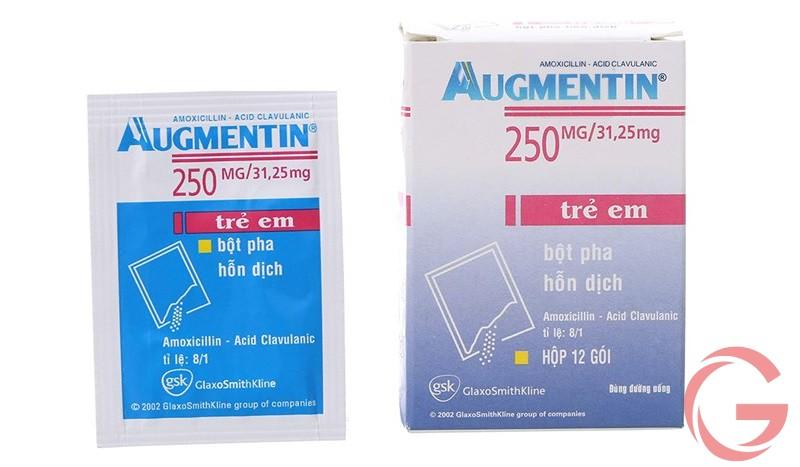 Augmentin là thuốc gì
