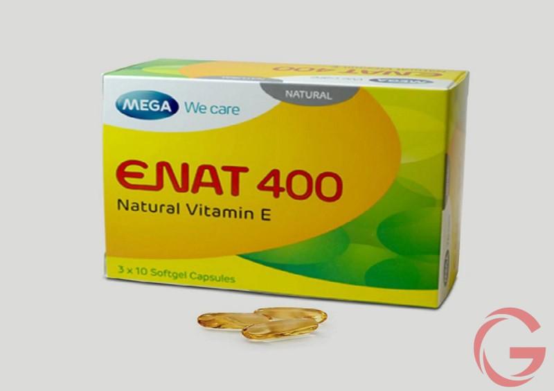 Thận trọng khi sử dụng Enat 400