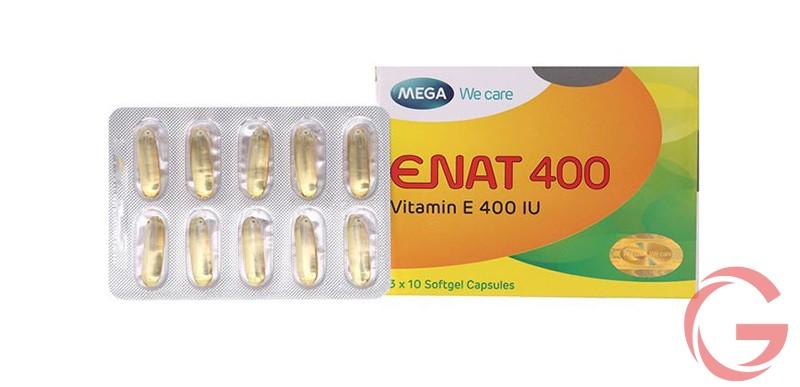 Thuốc Enat 400