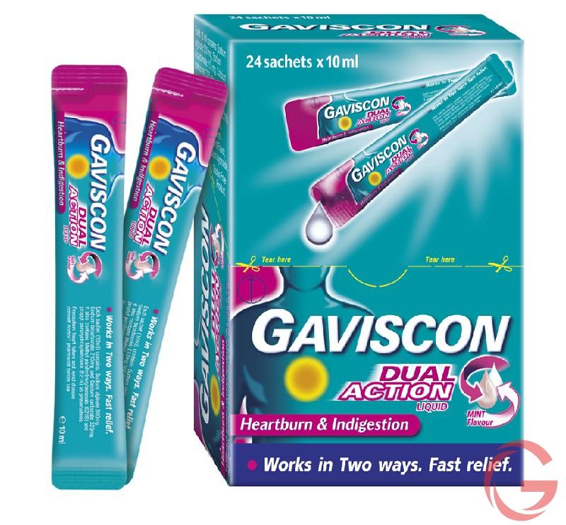 Thuốc Gaviscon 10ml