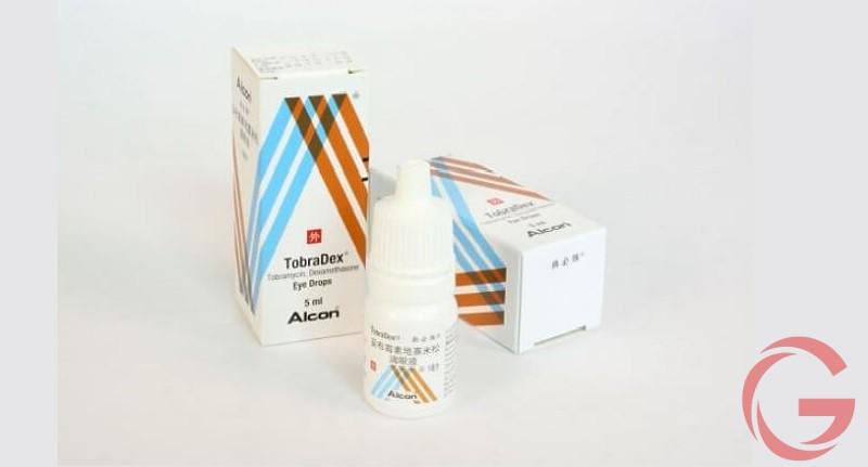 Tác dụng phụ của thuốc Tobradex