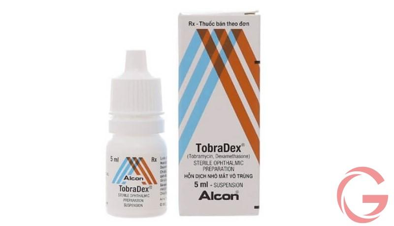 Dung dịch nhỏ mắt Tobradex