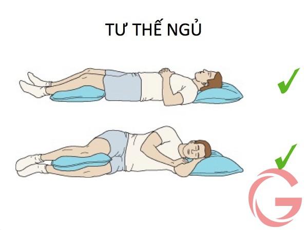 Cách phòng tránh đau lưng sau khi ngủ dậy