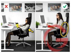 Các loại ghế ngồi văn phòng chống đau lưng