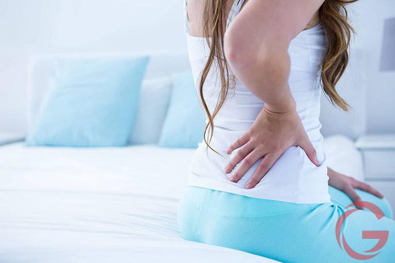 Nguyên nhân đau lưng ở phụ nữ