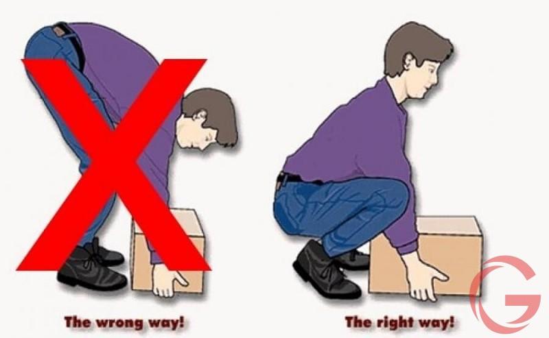 Nguyên nhân gây sút lưng