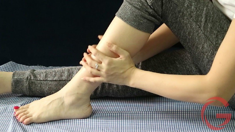Đau nhức bắp chân