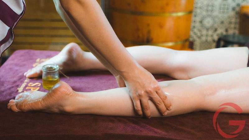 Cách chữa đau bắp chân
